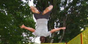Salta premium trampoline