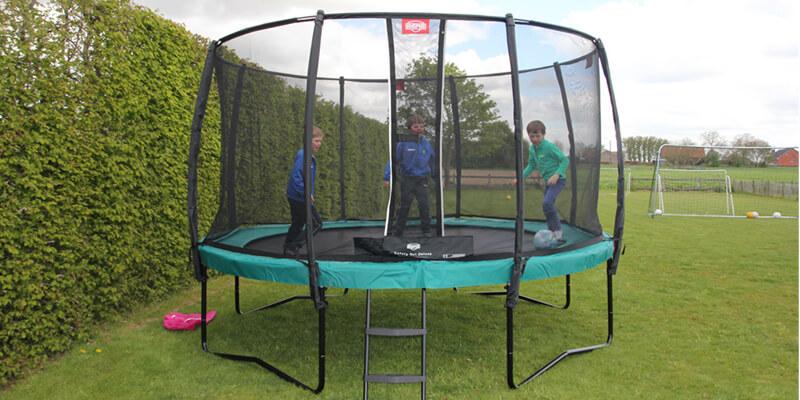 Trampoline Met Net
