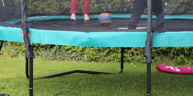 Tuin Trampoline - trampoline voor in de tuin